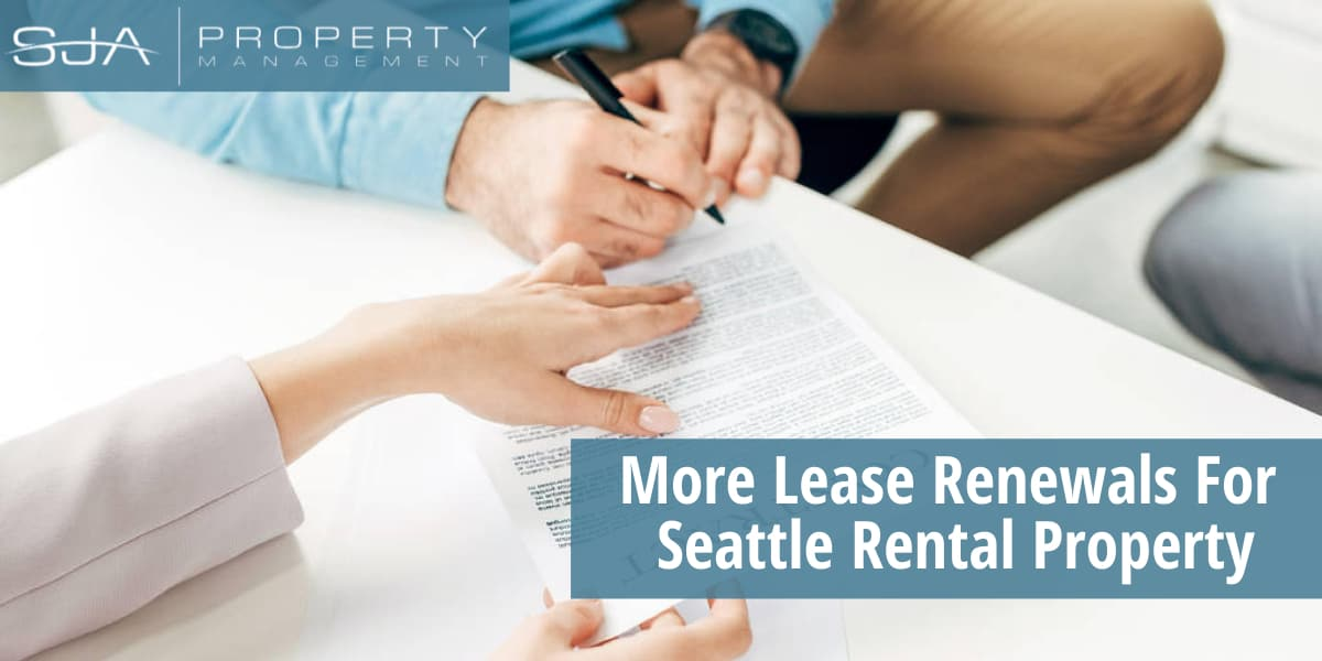 Seattle Rentals – Your Path to More Lease Renewals